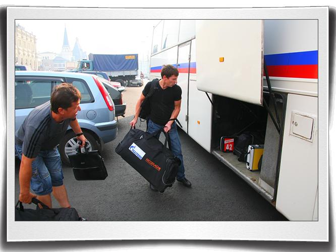 Максимальная длина провоза в автобусе